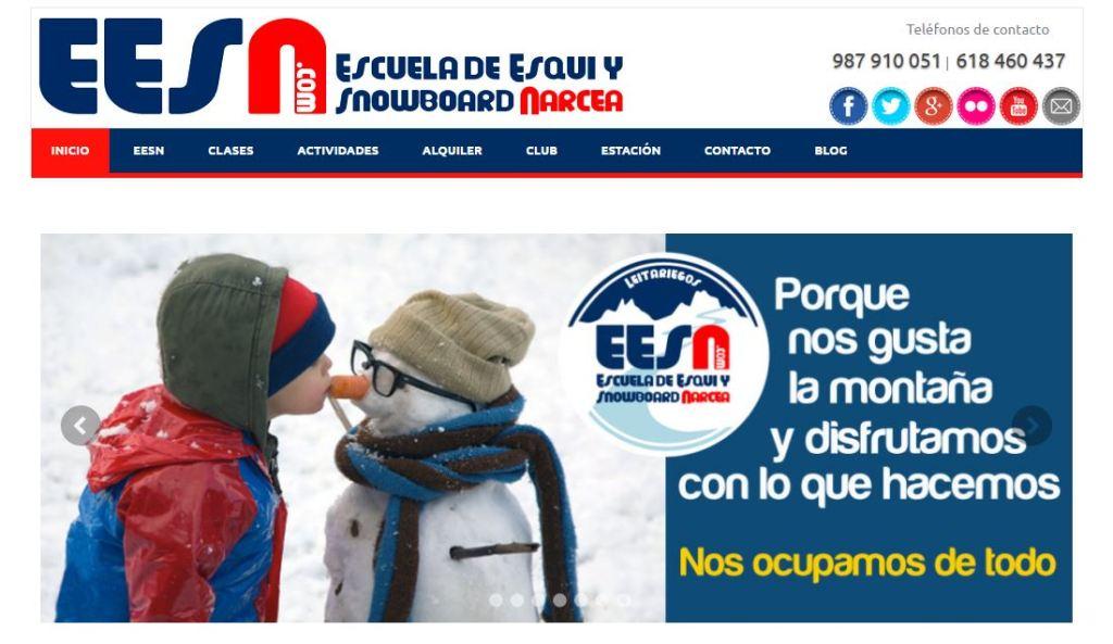 Web EESN Leitariegos