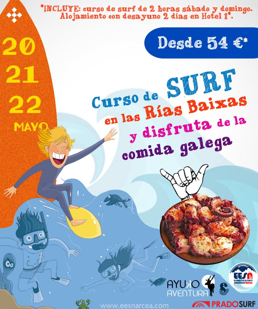 CURSO SURF Galicia 2016