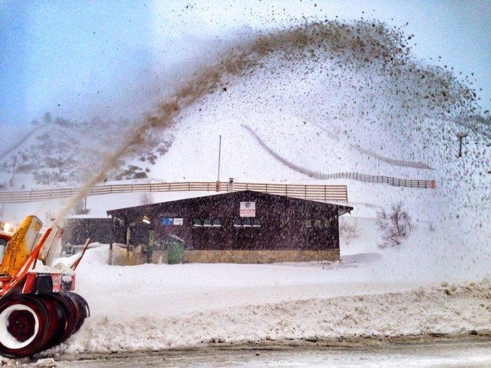 Temporada de esquí 2016/2017