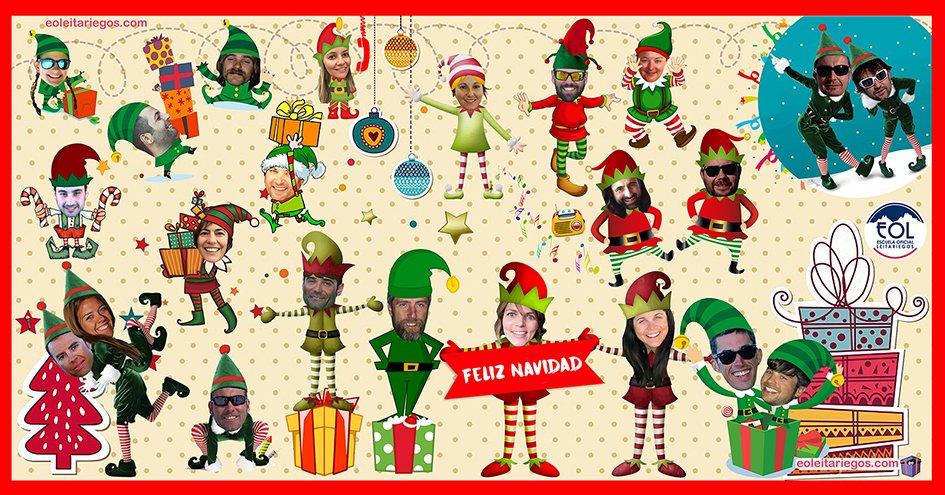Duendes Navidad EOL