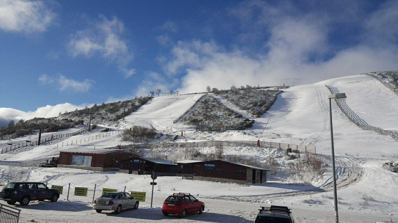 Temporada nieve Leitariegos